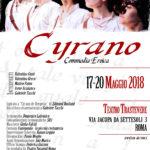 Cyrano – Commedia Eroica [Spettacolo]