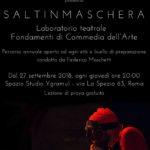 SALTINMASCHERA – Laboratorio Teatrale sulle Maschere di Commedia dell'Arte