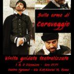 Sulle Orme di Caravaggio – Monologo di Vincenzo Spina per Emergency
