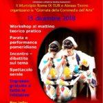 Il Fascino della Maschera – collaborazione con ABRAXA Teatro e Comed'Arte