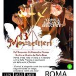 """""""i 3 Moschettieri"""" – Compagnia di Commedia dell'Arte da Versailles"""