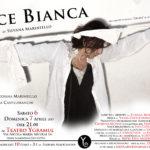 """""""LA LUCE BIANCA"""" – Monologo di Silvana Mariniello con la Regia di Vania Castelfranchi"""