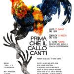 """""""Prima che il Gallo Canti"""" – Monologo di Ivo Cotani"""