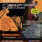 Ygramul sarà presente al 25esimo Festival Internazionale di Teatro Urbano di ABRAXA TEATRO