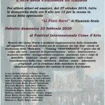 """Workshop – """"L'Arte della Commedia all'Italiana"""" – Condotto da Siria Lentini"""