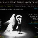 Dirigere il mio Sogno Eterno invece di Soffrirlo – Workshop di Teatro Danza