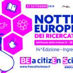 Ygramul alla Notte Europea della Ricerca Scientifica!