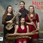 MESTIZO SAX QUARTET in Concerto