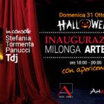 Halloween Milonga al Teatro Ygramul con ArteAtrio
